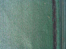 Winddoek groen